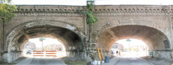 VIADUCT BEFORE AFTER II